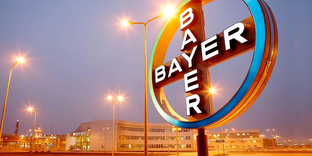 вентиляція хімічних заводів Bayer